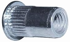Rivet nuts - steel VRO-N